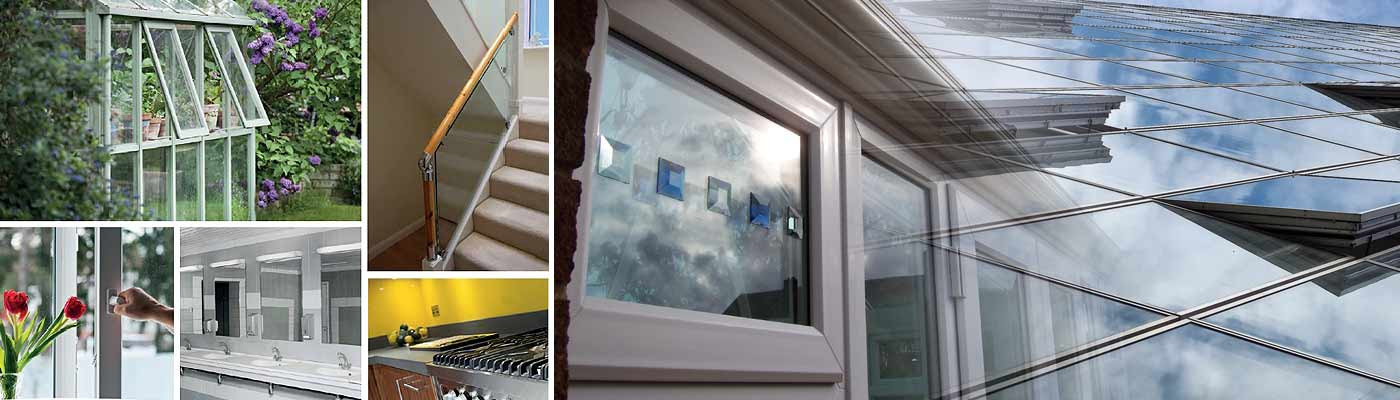 fareham glass - image montage of glazing services