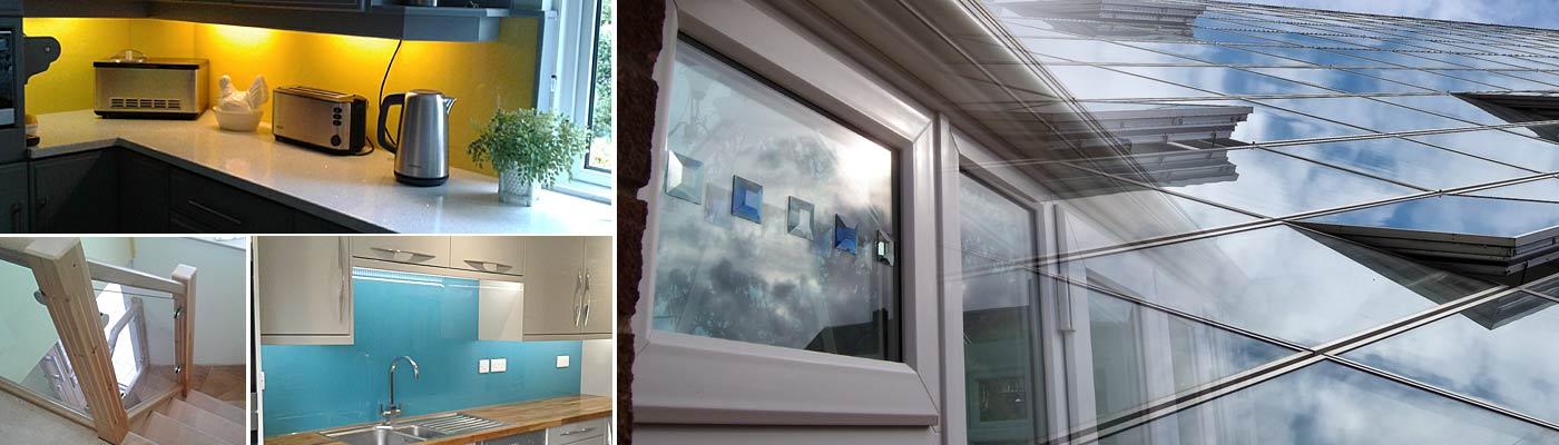 fareham glass - image montage of glazing services