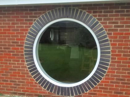 Round Glass Windows Suppliers Fareham